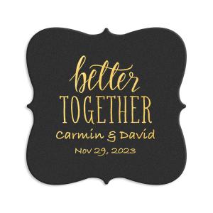 Better Together Coaster