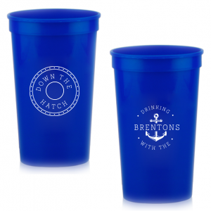 Down The Hatch Stadium Cup