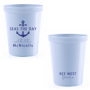 Seas The Day Stadium Cup