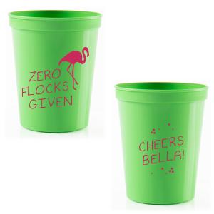 Zero Flocks Stadium Cup