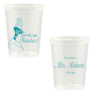 Drink Up Beaches Stadium Cup