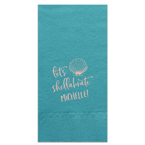 Let's Shellabrate Napkin