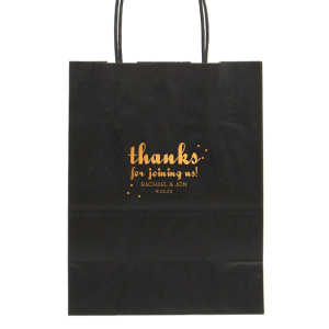 Thanks Dots Bag