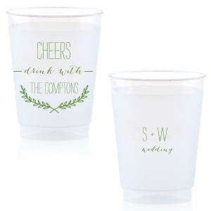 Branch Wreath Cup