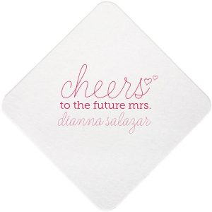 Cheers Heart Coaster