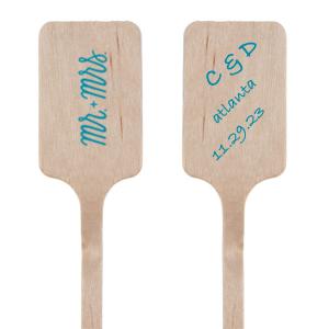 Mr. and Mrs. Stir Stick