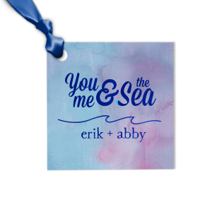 You, Me & The Sea Tag