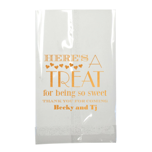Treat for Being Sweet Bag
