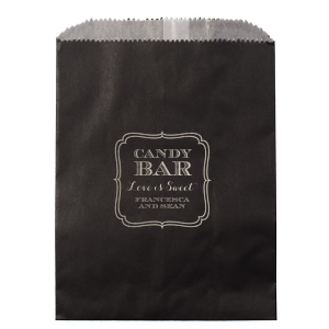 Candy Bar Bag