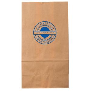 Birthday Badge Bag