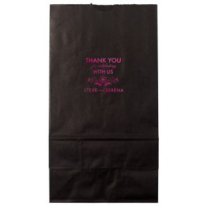 Floral Couple Bag