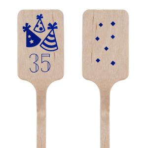 Birthday Party Hat Stir Stick