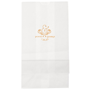 Floral Ampersand Bag