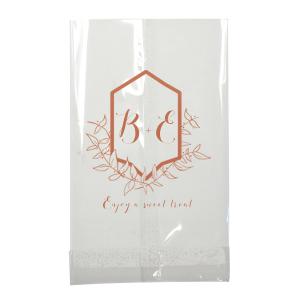 Crest Initials Bag