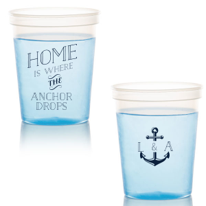 Home Is Where The Anchor Drops Stadium Cup