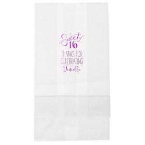 Sweet 16 Bag