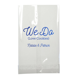 We Do Love Cookies Bag