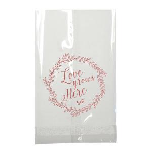 Love Grows Here Wedding Bag
