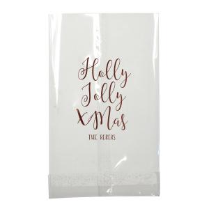 Holly Jolly Xmas Bag