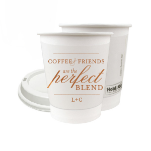 Perfect Blend Coffee Paper Cup