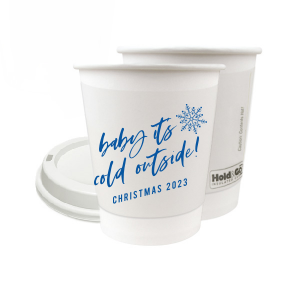 Cold Outside Paper Cup
