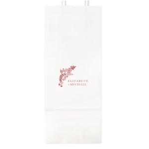 Hand Drawn Wedding Bouquet Bag