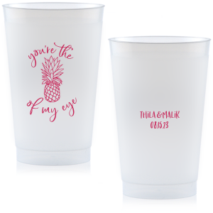 Pineapple Of My Eye Frost Flex Cup