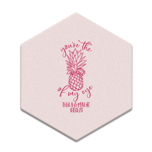 Pineapple Of My Eye Coaster