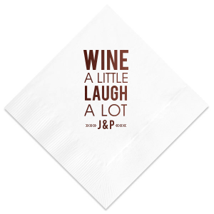 Wine A Little Napkin