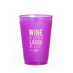 Wine A Little Frost Flex Cup