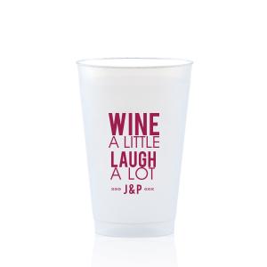 Wine A Little Frost Flex Cup