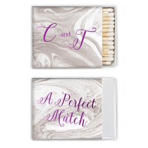 Elegant Initials Match