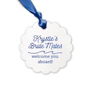 Bride Mates Tag