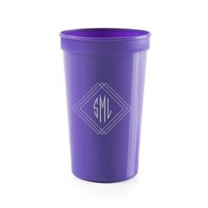Angles Monogram Stadium Cup