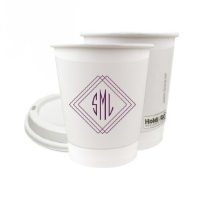Angles Monogram Paper Cup