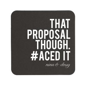 That Proposal Coaster