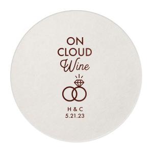 On Cloud Wine Coaster