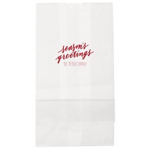 Season's Greetings Bag