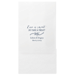 Love is Sweet Rose Flourish Bag