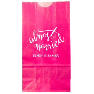 Almost Married Bag
