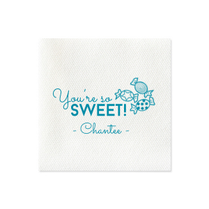 You're So Sweet! Napkin
