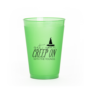 Get Your Creep On Frost Flex Cup
