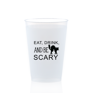 Be Scary Frost Flex Cup