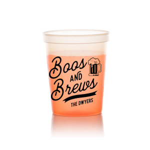 Boos And Brews Stadium Cup