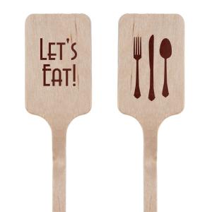 Let's Eat! Stir Stick