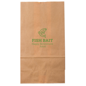 Fish Bait Bag