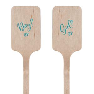 Boy or Girl? Stir Stick