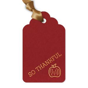Thankful Tag