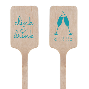 Clink & Drink Stir Stick