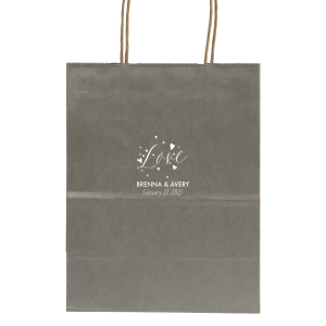 Love and Hearts Gift Bag